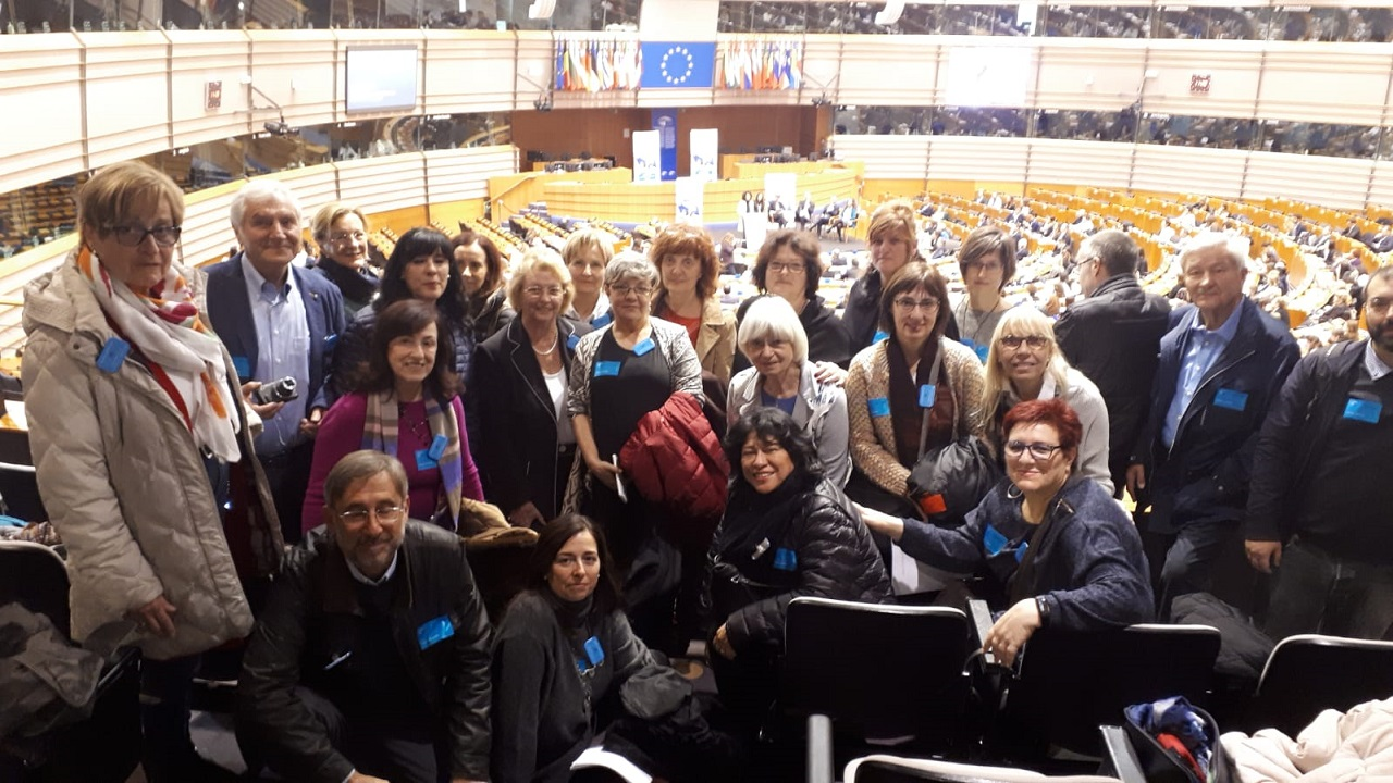 BIC project - Teams in EU Parliament