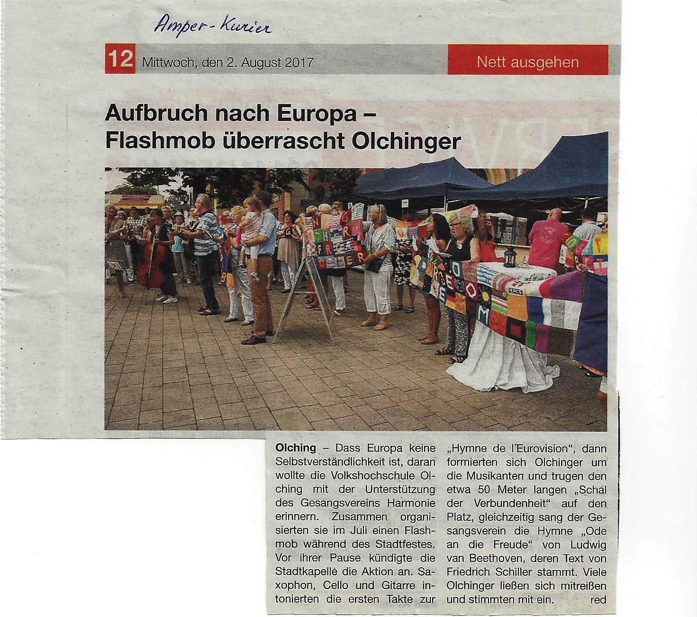 flash mob-Amper Kurier-02.08.17