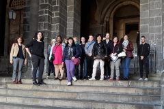 Teachers and learners in Le-Puy